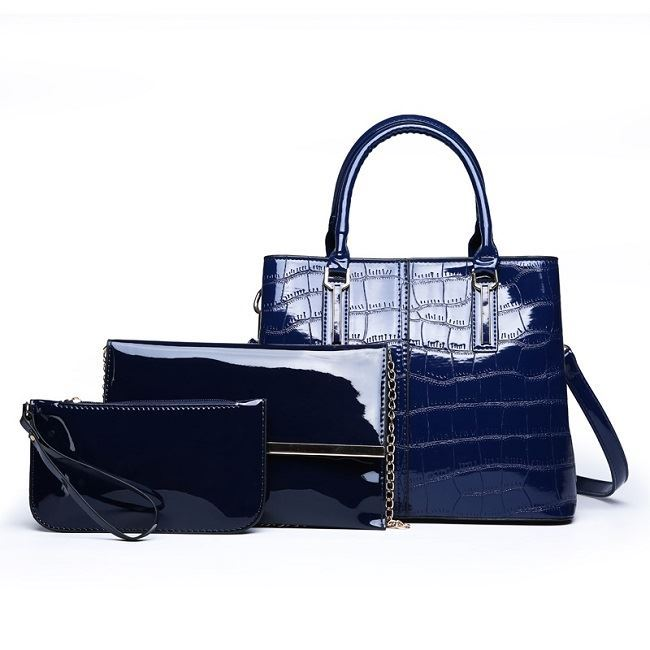 JT8201 (3IN1) IDR.215.000 MATERIAL PU SIZE L31XH23.5XW13CM, MEDIUM 25X17CM, SMALL 20.5X11CM WEIGHT 1000GR COLOR BLUE