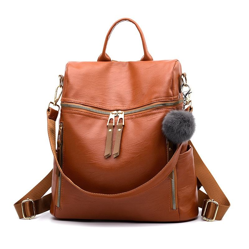 JT8281 IDR.175.000 MATERIAL PU SIZE L31XH34XW14CM WEIGHT 850GR COLOR BROWN