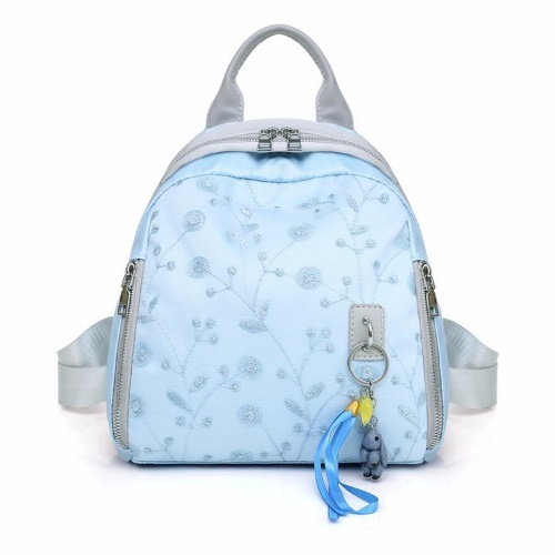 JT83647 IDR.159.000 MATERIAL NYLON SIZE L25XH26XW18CM WEIGHT 450GR COLOR BLUE