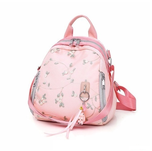 JT83647 IDR.159.000 MATERIAL NYLON SIZE L25XH26XW18CM WEIGHT 450GR COLOR PINKA