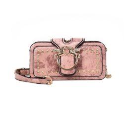 JT8365-pink Clutch Bag Elegan Import Wanita Cantik