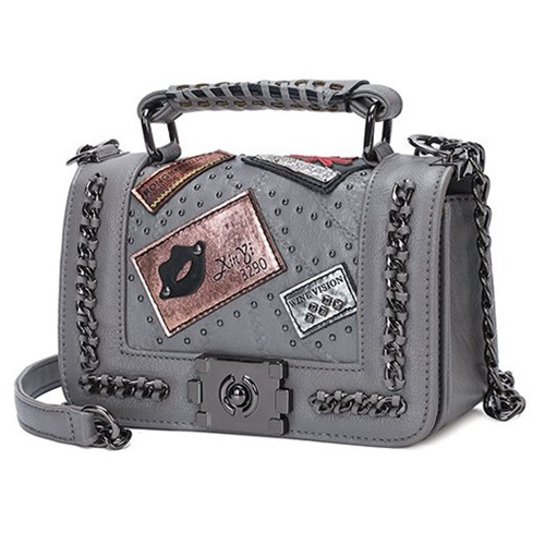 JT839501 IDR.165.000 MATERIAL PU SIZE L20XH13XW8CM WEIGHT 500GR COLOR GRAY