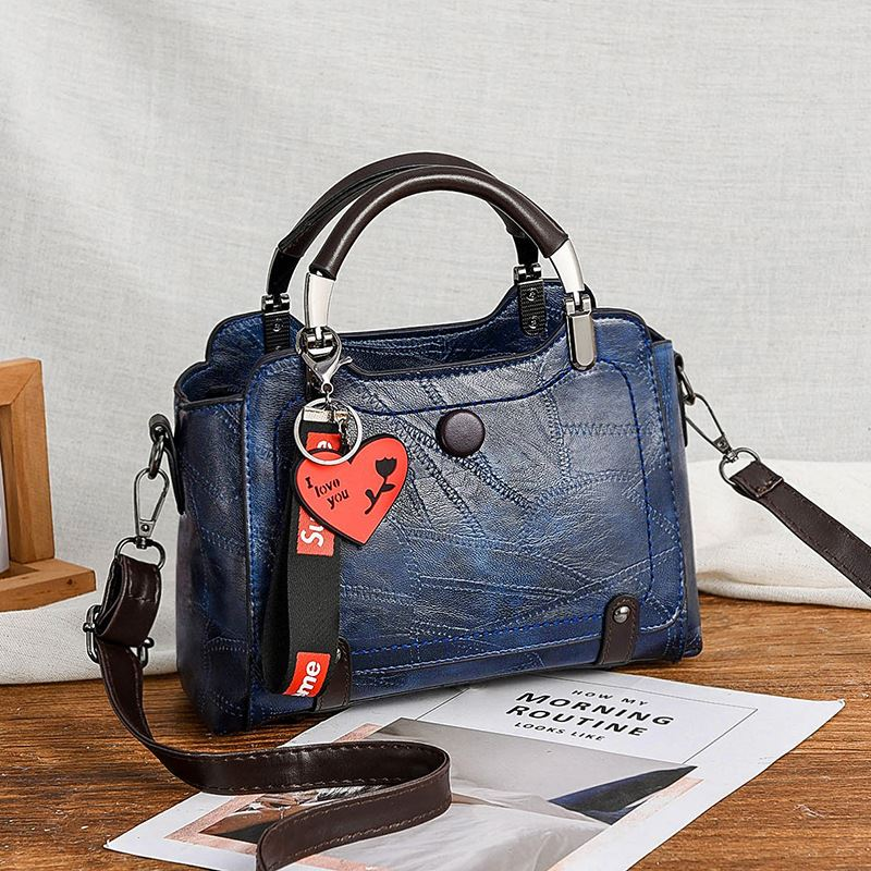 JT8452 IDR.174.000 MATERIAL PU SIZE L23XH15XW10CM WEIGHT 700GR COLOR BLUE