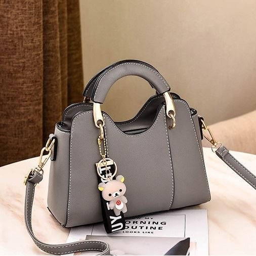 JT8601 IDR.168.000 MATERIAL PU SIZE L23XH17XW10CM WEIGHT 600GR COLOR GRAY
