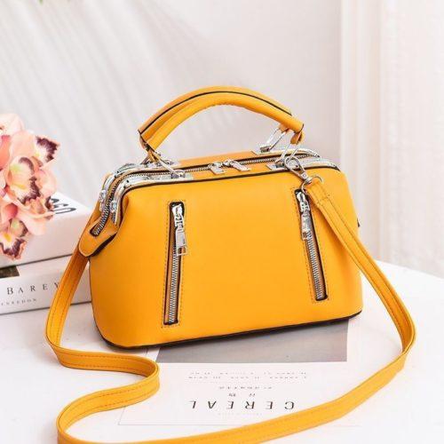 JT8607-yellow Doctor Bag Cantik Import Kekinian