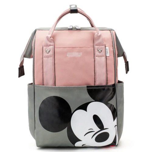 JT8641-pink Tas Ransel Mickey Keren Import Terbaru