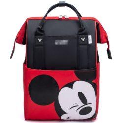 JT8641-red Tas Ransel Mickey Keren Import Terbaru