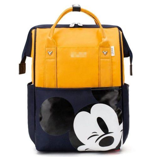 JT8641-yellow Tas Ransel Mickey Keren Import Terbaru