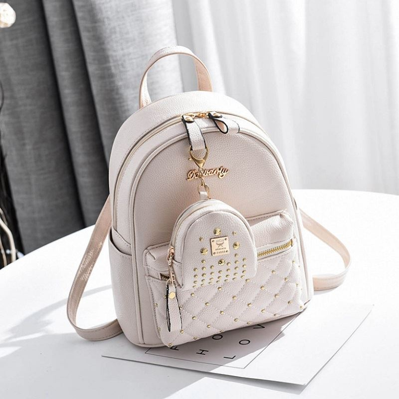 JT8692 (2IN1) IDR.169.000 MATERIAL PU SIZE L24XH27XW12CM WEIGHT 550GR COLOR BEIGE