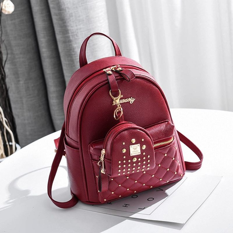 JT8692 (2IN1) IDR.169.000 MATERIAL PU SIZE L24XH27XW12CM WEIGHT 550GR COLOR RED