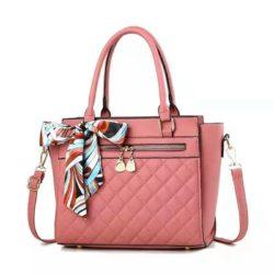 JT8801-pink Tas Pesta Wanita Elegan Import Terbaru