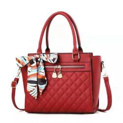 JT8801-red Tas Pesta Wanita Elegan Import Terbaru
