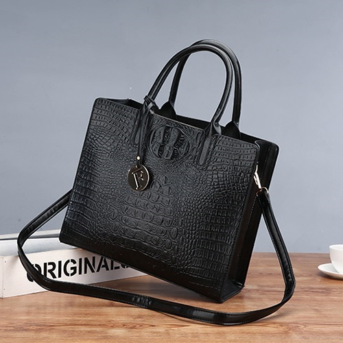 JT8813-black Tas Handbag Wanita Import Terbaru