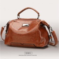JT8815-brown Tas Selempang Wanita Elegan Terbaru