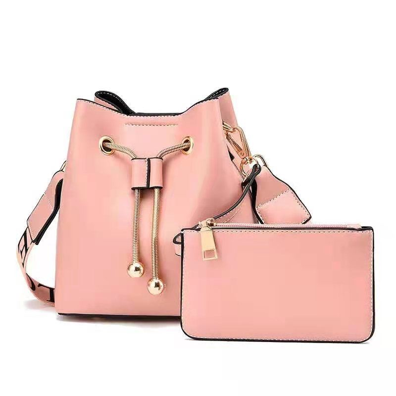 JT8816 (2IN1) IDR.169.000 MATERIAL PU SIZE BIG L17XH18XW10CM, SMALL 15X9CM WEIGHT 600GR COLOR PINK