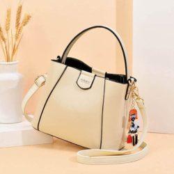 JT8818-beige Tas Handbag Pesta Gatungan Cantik