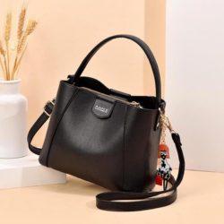 JT8818-black Tas Handbag Pesta Gatungan Cantik