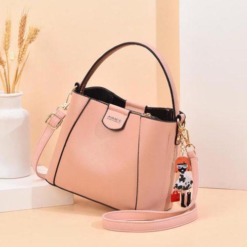 JT8818-pink Tas Handbag Pesta Gatungan Cantik