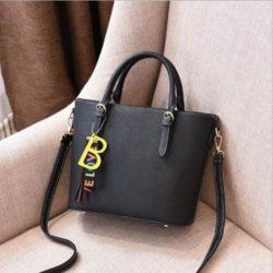 JT8860-black Tas Handbag Wanita Stylish Kekinian