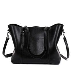 JT888-black Tas Handbag Wanita Modis Import