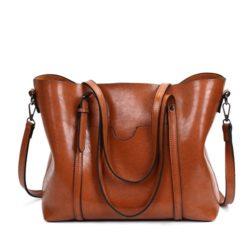 JT888-brown Tas Handbag Wanita Modis Import