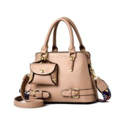 JT889-khaki Tas Handbag Selempang Wanita Elegan Kekinian Import