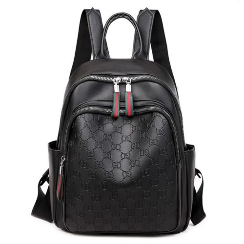 JT8921-black Tas Ransel Stylish Wanita Modis Terbaru