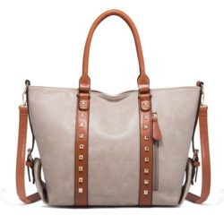 JT8932-gray Tas Selempang Fashion Cantik Import