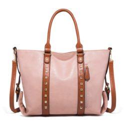 JT8932-pink Tas Selempang Fashion Cantik Import