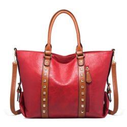 JT8932-red Tas Selempang Fashion Cantik Import