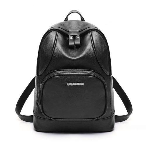 JT8957-black Tas Ransel Fashion Modis Terbaru