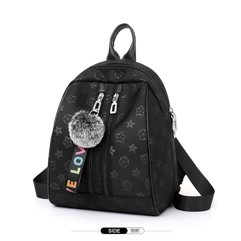 JT8972 IDR.138.000 MATERIAL NYLON SIZE L22XH29XW16CM WEIGHT 350GR COLOR BLACK