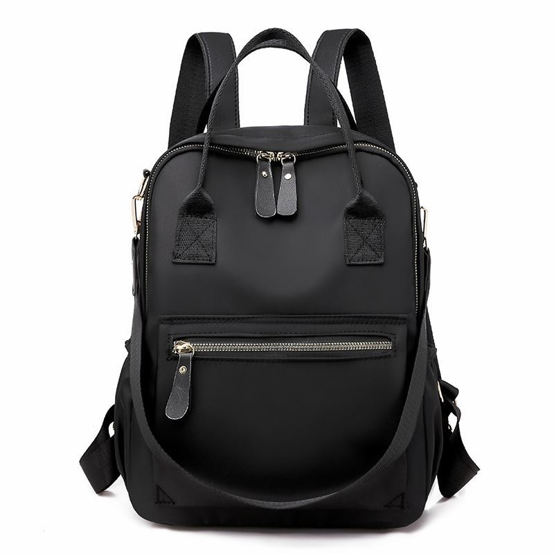 JT8993 IDR.150.000 MATERIAL OXFORD SIZE L25XH33XW14CM WEIGHT 550GR COLOR BLACK