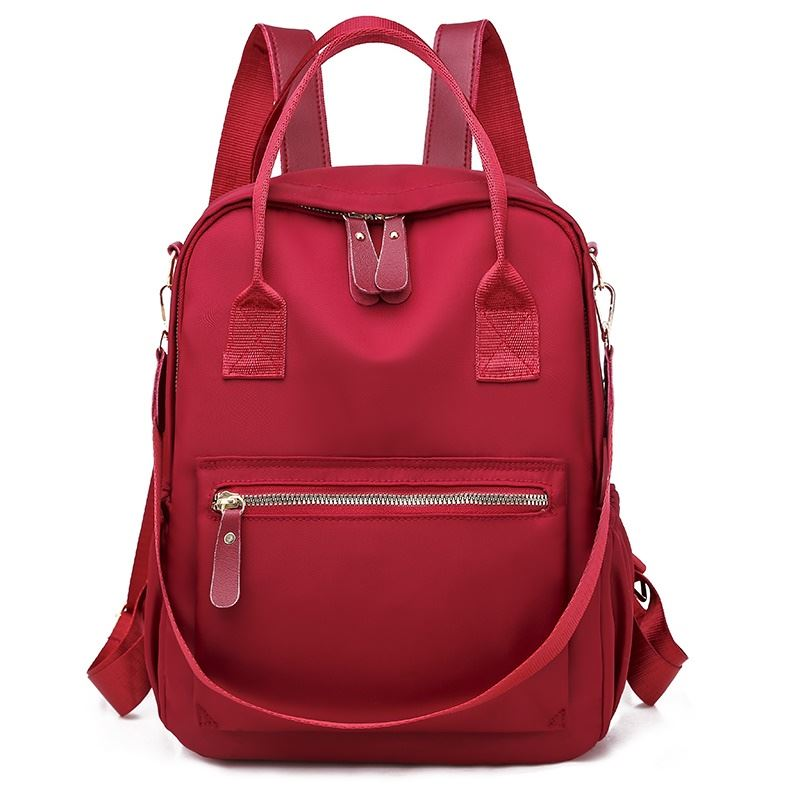 JT8993 IDR.150.000 MATERIAL OXFORD SIZE L25XH33XW14CM WEIGHT 550GR COLOR RED