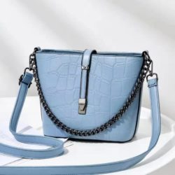 JT89971-blue Tas Selempang Fashion Wanita Cantik Import Terbaru