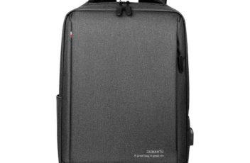 JT9003-darkgray Tas Ransel Serbaguna (Kuliah