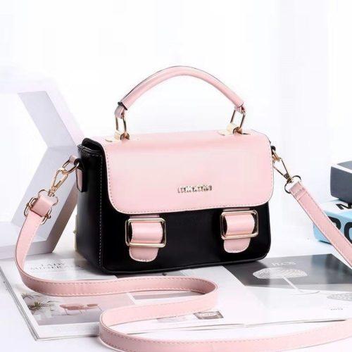 JT9021-blackpink Tas Handbag Cantik Modis Import Terbaru