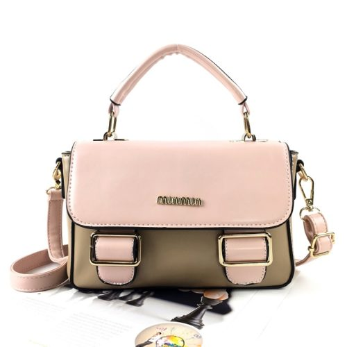 JT9021 IDR.165.000 MATERIAL PU SIZE L21XH13XW8CM WEIGHT 700GR COLOR KHAKIPINK
