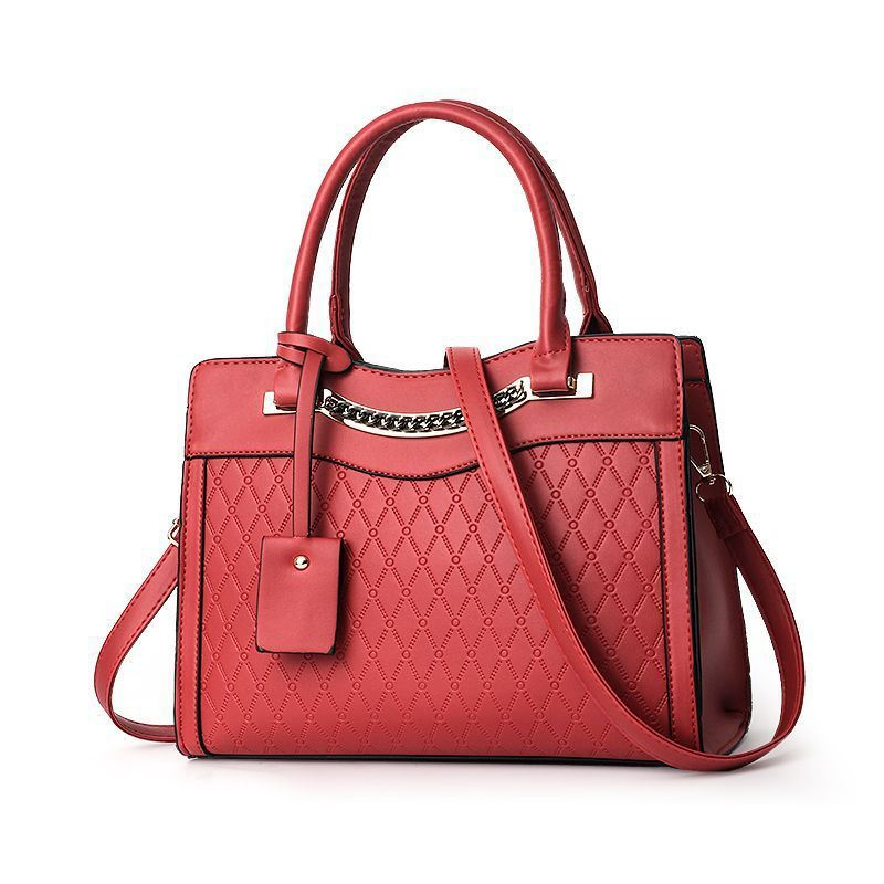 JT9028 IDR.167.000 MATERIAL PU SIZE L31XH23XW14CM WEIGHT 850GR COLOR RED