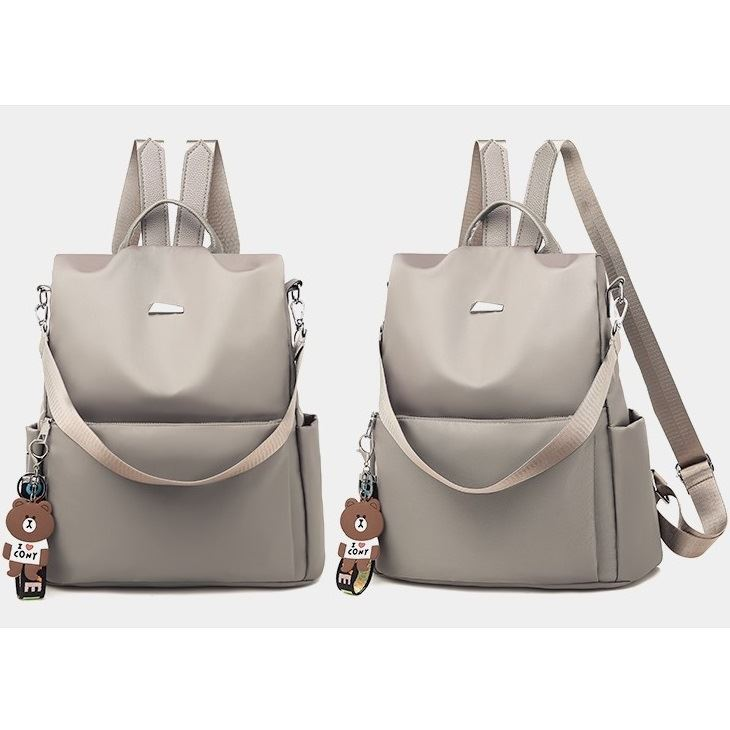 JT9035 IDR.152.000 MATERIAL OXFORD SIZE L31XH33XW13CM WEIGHT 550GR COLOR GRAY