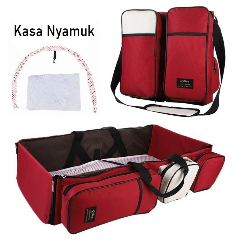 JT90373 IDR.245.000 MATERIAL OXFORD SIZE L78-99XH39XW20CM WEIGHT 700GR COLOR RED