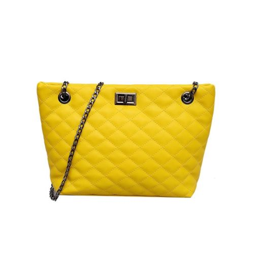 JT9042-yellow Tas Selempang Cantik Import Wanita Modis