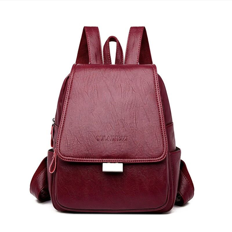 JT9058 IDR.178.000 MATERIAL PU SIZE L27XH32XW10CM WEIGHT 750GR COLOR RED