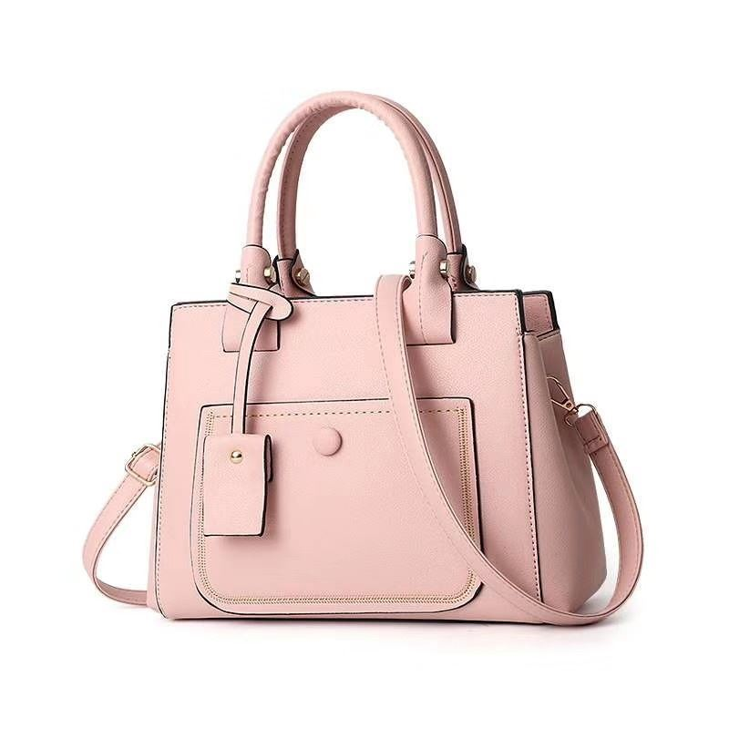 JT9061 IDR.169.000 MATERIAL PU SIZE L31XH22XW14CM WEIGHT 850GR COLOR PINK