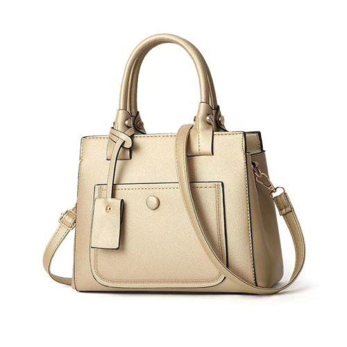 JT9061-gold Tas Handbag Fashion Wanita Cantik Terbaru