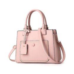 JT9061-pink Tas Handbag Fashion Wanita Cantik Terbaru