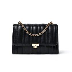 JT90630-black Tas Selempang Clutch Wanita Cantik Elegan