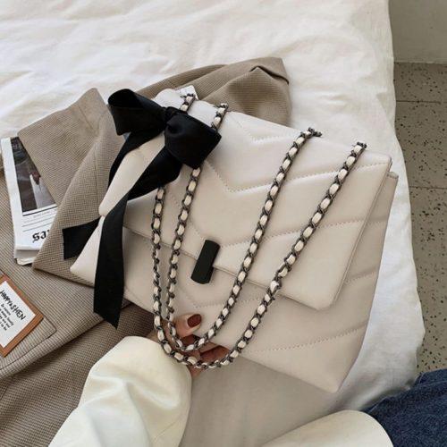 JT91200-beige Tas Selempang Clutch Wanita Cantik Elegan Import