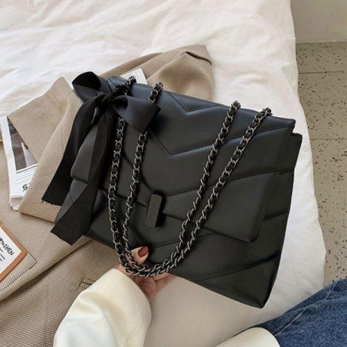 JT91200-black Tas Selempang Clutch Wanita Cantik Elegan Import