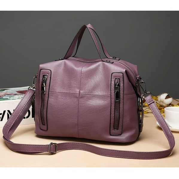 JT927 IDR.195.000 MATERIAL PU SIZE L28XH19XW14CM WEIGHT 550GR COLOR PURPLE